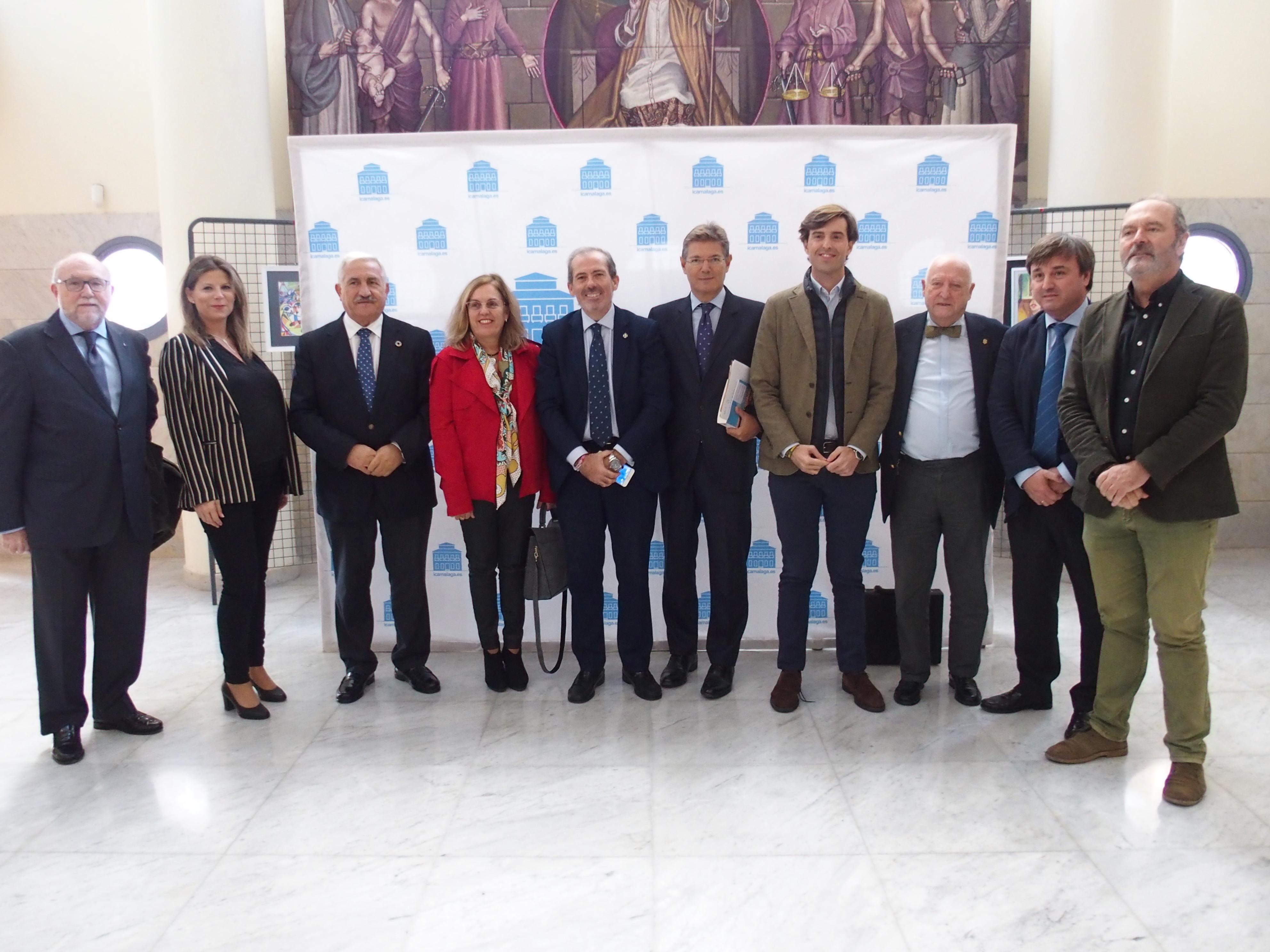 Antonio Mallorca Profesora De Ruso ilustre colegio de abogados de málaga